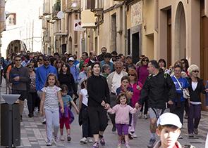 Arriba la caminada popular Vila-seca-La Pineda-Vila-seca