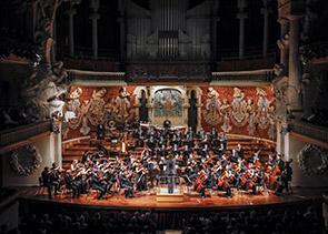 Estrena mundial de la Sinfonietta de Schwarz-Schilling, a mans de l'Orquestra Camera Musicae