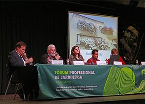 Vila-seca participa al Fòrum Professional de Jardineria